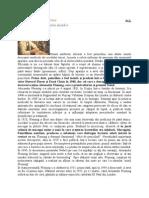 Alexander Fleming şi penicilina