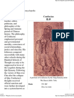 Confucius - Wikipedia, The Free Encyclopedia