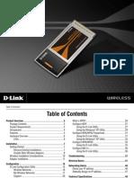 D-Link Wireless DWA-610 User Manual Guide