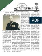 May 2013 Dragon Times