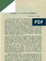 Barahona Luis - Sarmiento y La Cultura Continental