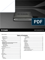 D-Link DSL-520B Manual Guide