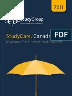 StudyCare Canada Flyer 2011