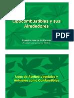 Expedito Jose de Sa Parente TECBIO - Lipocombustibles