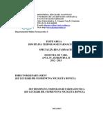 Tehnologie+Farmaceutica Anul+IV Sem+2.Unlocked