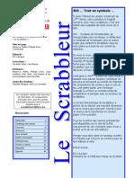 Scrabbleur 400 Mai 2013