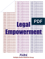 Legal Empowerment