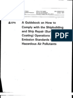 A Guidebook on How to Comply With Shipbuiding Standard
