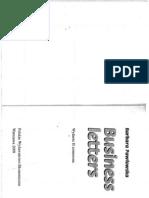 Business letters, Barbara Pawłowska, wyd II zmienione, Wwa 2009