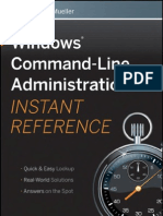 Window CommandLine Administrator