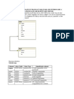 Exercitii Rezolvate Baze de date SQL