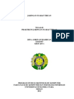 Praktkum Jaringan Syaraf Tiruan - Adaline