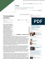 MoraYAraujo_ElNacionalismoPetrolero