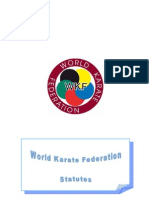 Wkf Statutes English May 2011