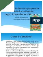 Filosofia e Budismo na perspectiva dos filósofos ocidentais