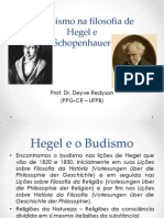 O Budismo Em Hegel e Schopenhauer