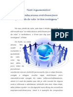 Texto Argumentativo - As Redes Sociais...