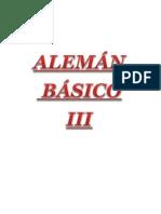 Aleman Basico III