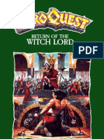 Return of the Witchlord Quest Book Uk