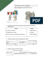 Ficha de HGP - 5º - 4º teste - Muçulmanos