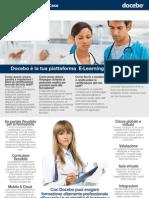 Business Case - Usare l'E-Learning per la formazione nel settore Sanità & Healthcare