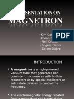 66165646 Cavity Magnetron