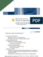 20130426 Manenti - Process Control