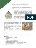 Construccion de Un Astrolabio
