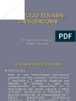 Complejo Teniasis - Cisticercosis