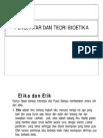 Pengantar Dan Teori Bioetika [Compatibility Mode]