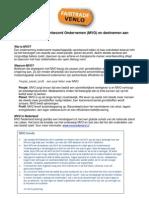MVO Netwerk Brochure