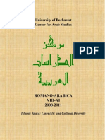 Romano-Arabica Nr. VIII-XI (2011)