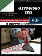 Alessandro Ceci - Il Doppio Standard