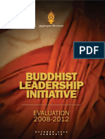 Buddhist Leadership Initiative Evaluation 2008-2012, Cambodia (English)