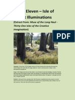 Island 11 - Isle of Desert Illuminations (sample chapter from Muse of the Long Haul)