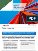 CSRmedia.ro & Ernst&Young CSR Survey 2013_EN