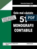 51 Monografii Contabile - MOM001
