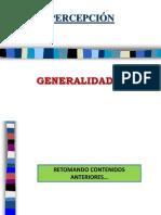 Clasificación de los Receptores Sensoriales (Intranet)