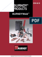 BURNDYWeldT Catalog