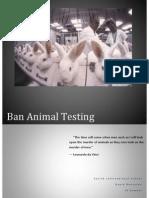 Bane animal testing