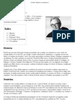 Karl Barth – Wikipédia, a enciclopédia livre