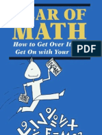 Fear of Math - How to Get Over It and' Get on With Your Life