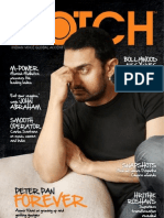 NOTCH Magazine Issues its 9th Edition with Aamir Khan on its cover