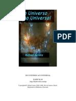 Do Universo ao Universal - Rafael Arrais
