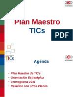 Plan Director TICs Nicolas Pereyra