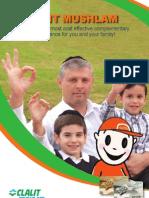 Clalit Mushlam Brochure