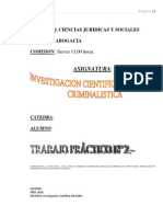 Investigacion Cientifica Del Delito. Tp
