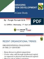 Case Study Organization Development