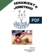 Entrenamiento pliométrico. José Luis Valcárcel Cortés.