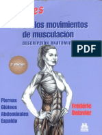 Guía de los movimientos de musculación